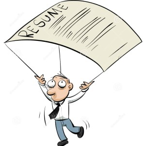 http://www.dreamstime.com/stock-photo-resume-parachute-cartoon-man-uses-his-to-to-safety-image41884290