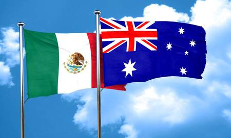 58128544-mexico-flag-with-australia-flag-3d-rendering